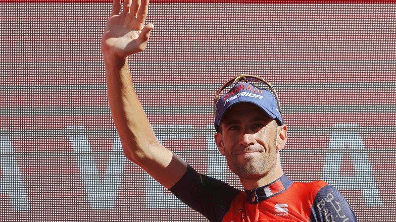 Cyclisme: l'Italien Vincenzo Nibali s'adjuge pour la deuxième fois le Tour de Lombardie