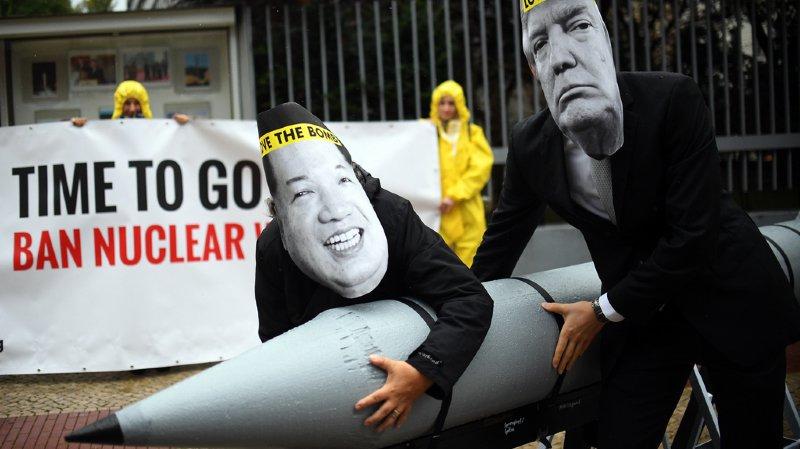 Le prix Nobel de la paix a été remis à la campagne antinucléaire ICAN