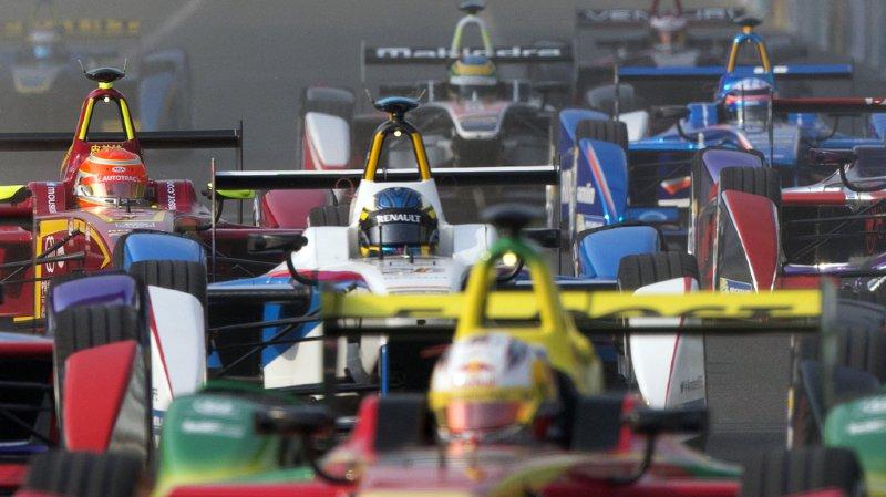 Formule E: la première course de Suisse devrait se tenir à Zurich en juin 2018