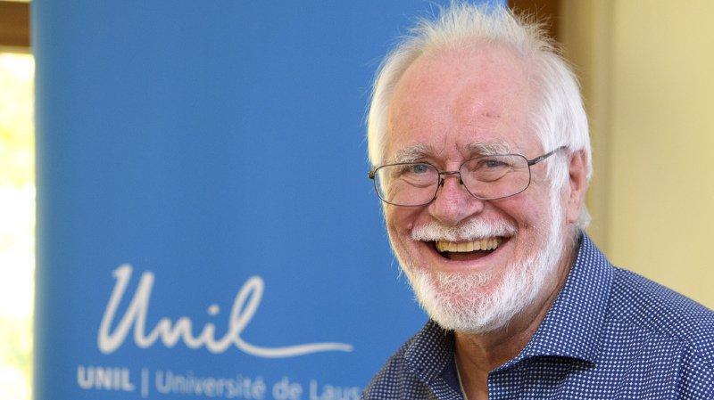 Le prix Nobel de chimie attribué à trois chercheurs, dont le Vaudois Jacques Dubochet, professeur honoraire à l'Université de Lausanne