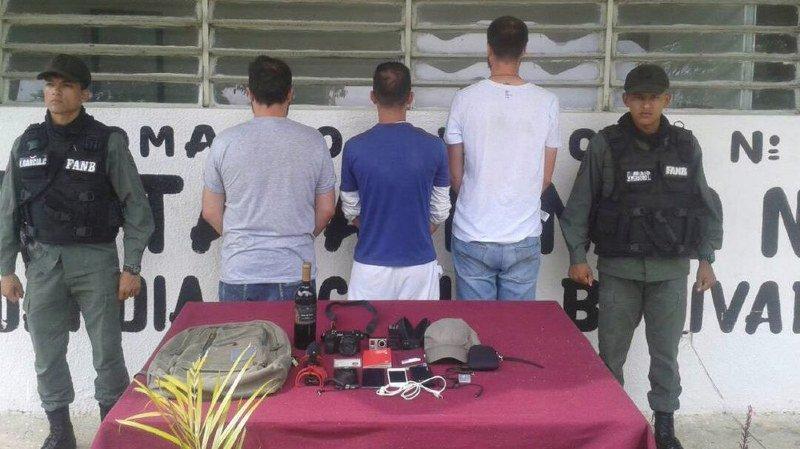 Venezuela: le journaliste suisse et ses deux confrères étrangers ont été libérés