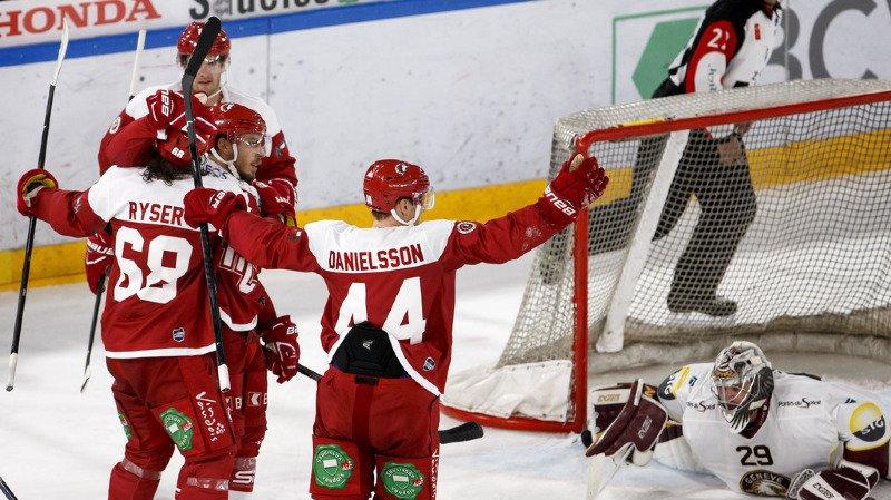 National League: Lausanne remporte le derby romand en donnant une leçon à Genève-Servette