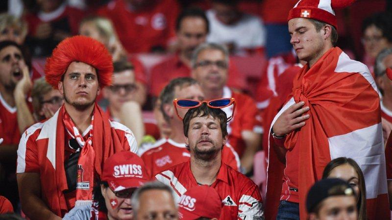 """Mondial 2018: l'équipe de Suisse """"ne mérite pas un autre sort"""" selon Vladimir Petkovic"""
