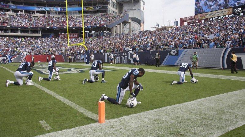 Etats-Unis: la NFL ne fera pas plier ses joueurs, au grand dam du président