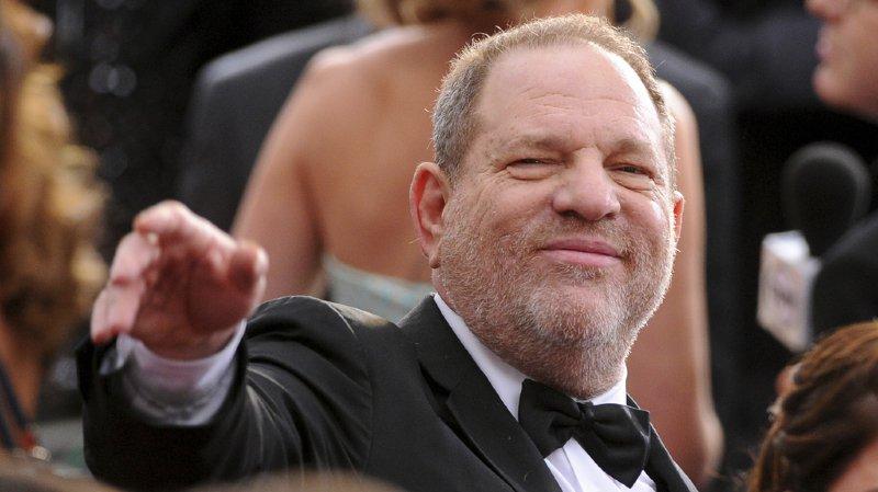 Des enquêtes pour agressions sexuelles et viols sont déjà menées à Londres et New York sur Harvey Weinstein, qui a été renvoyé de sa maison de production et expulsé de l'académie des Oscars, entre autres.