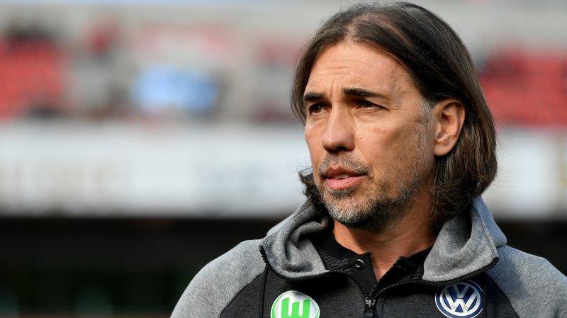 Football: l'entraîneur valaisan de Wolfsburg Martin Schmidt exige de ses joueurs qu'ils se brossent les dents après chaque entraînement