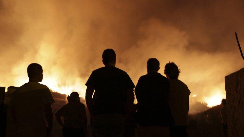 Incendies au Portugal: la ministre de l'Intérieur démissionne suite aux feux qui ont tué 41 personnes
