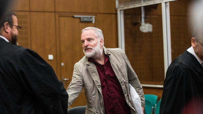 Allemagne: le présumé espion suisse risque jusqu'à deux ans de prison avec sursis