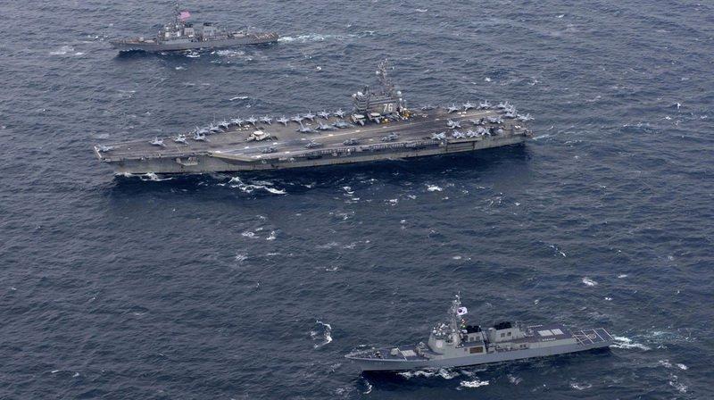 Yémen: victime de pirates, un bateau de pêche iranien se fait aider par l'US Navy