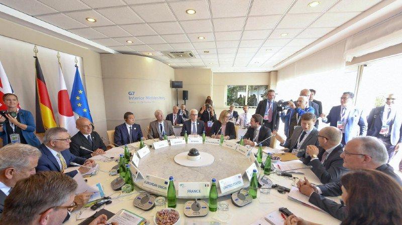 Terrorisme: accord entre le G7 et les GAFA contre la propagande