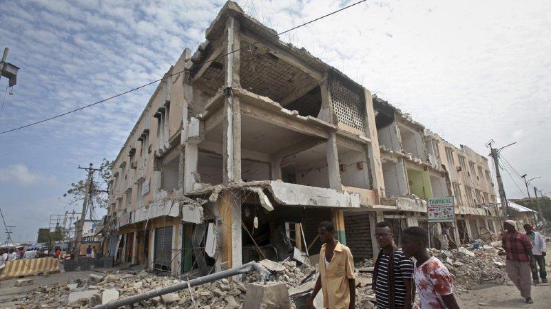 Cet attentat au camion piégé était survenu au carrefour K5, dans le district de Hodan, un quartier commerçant très animé de Mogadiscio.