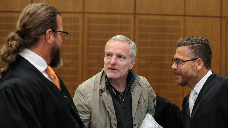 Allemagne: le présumé espion suisse avoue les faits au tribunal de Francfort