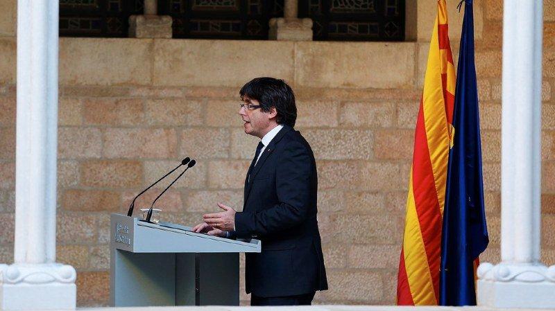 Catalogne: le chef du gouvernement, Carles Puigdemont, renonce à convoquer des élections