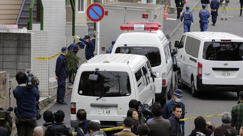 Japon: neuf corps retrouvés dans plusieurs grandes boîtes dans un appartement à Tokyo