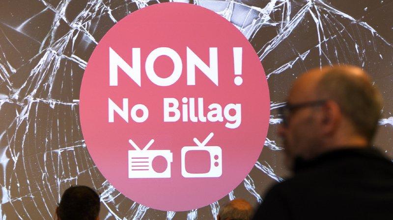 """Les radios et télévisions régionales romandes militent contre l'initiative """"No Billag""""."""