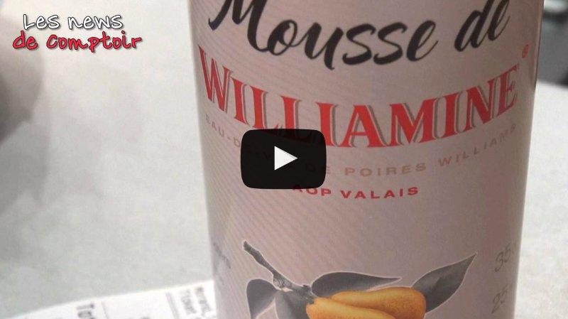Foire du Valais 2017: de la Willamine en mousse présentée pour la première fois à la Foire