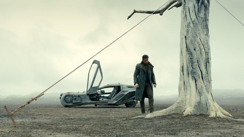 Nouveau Blade Runner, l'officier K (Ryan Gosling) est à la hauteur de ses pairs.