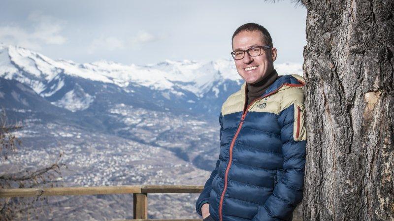 Sébastien Epiney a quitté Nendaz Tourisme après seize ans passé à sa direction.