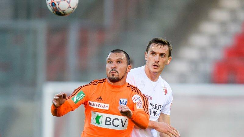 Bojinov quitte déjà Lausanne