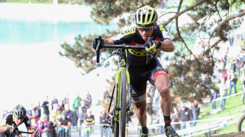 Marcel Wildhaber, vainqueur à Berne, sera l'un des grands favoris à Aigle.