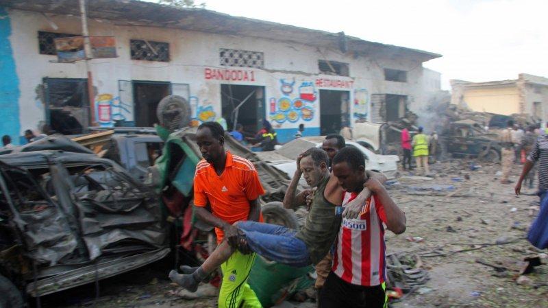 Un attentat fait au moins 30 morts à Mogadiscio