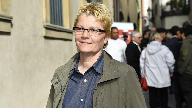Barbara Lanthemann élue au comité directeur du PS suisse