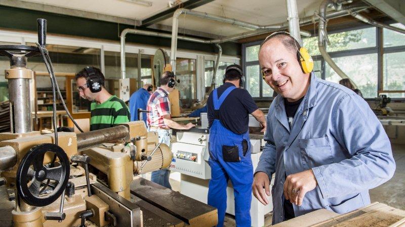 La FOVAHM: plongée dans six des vingt-neuf ateliers intra-muros (1/5)