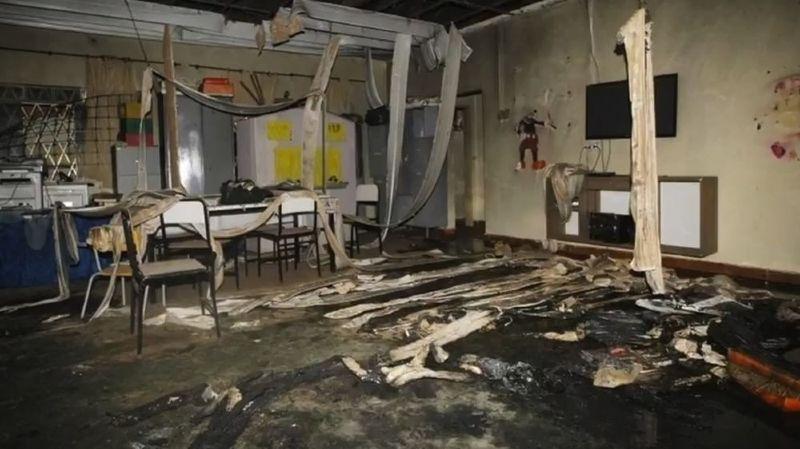 L'incendie, qui a fait plusieurs dizaines de blessés, a eu lieu dans la matinée de jeudi dans un quartier modeste de Janauba, ville de 70'000 habitants de l'État de Minas Gerais (sud-est).