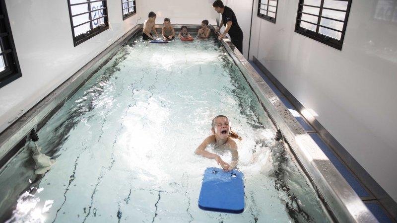 Les enfants d'Evolène pourront prendre des cours de piscine dès la rentrée après les vacances d'automne.