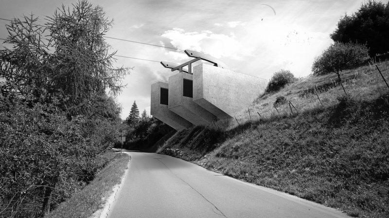 Téléphérique Chalais-Vercorin: le lauréat du projet final a été désigné