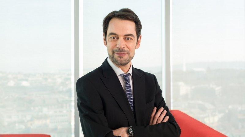 Le Valaisan Pascal Crittin nommé président de la Chaîne du Bonheur