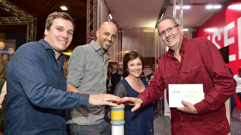 Les profs de l'ECCG de Monthey remportent le Quizz du Nouvelliste
