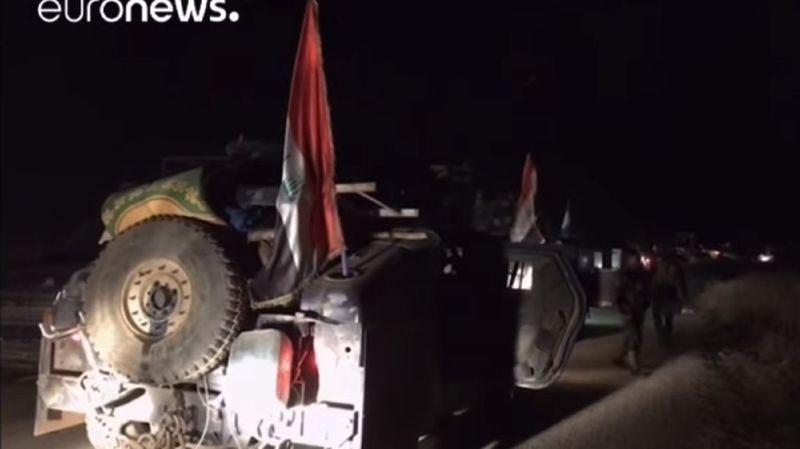 Irak: l'armée irakienne reprend la principale base militaire de Kirkouk