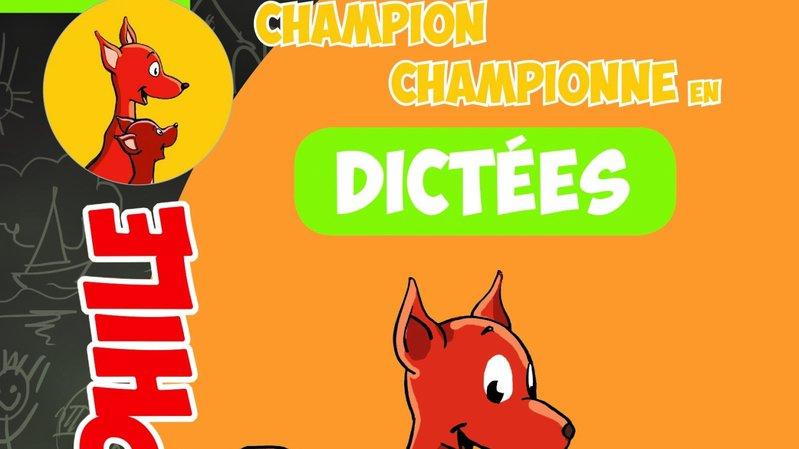 Des cahiers de dictée pour les enfants dyslexiques