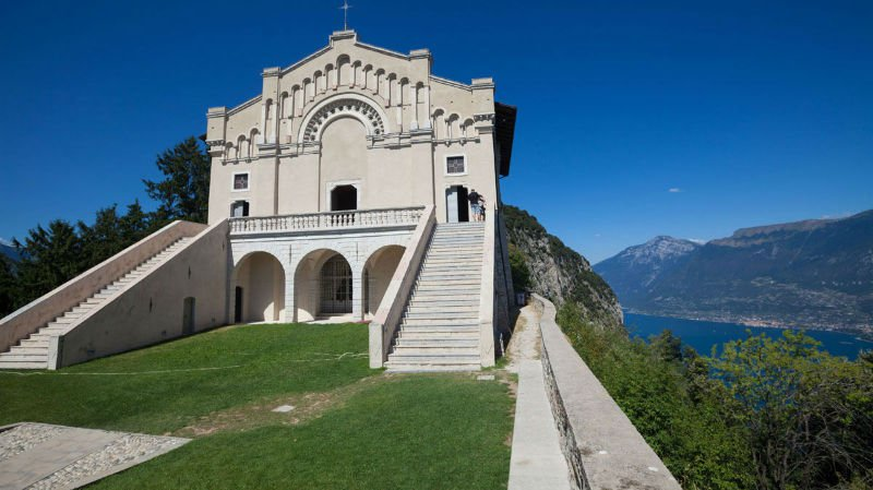 Le vol a eu lieu dans le sanctuaire Notre-Dame de Montecastello.