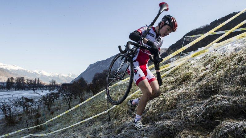 Noé Barras vise un ticket pour les championnats d'Europe à Tabor.