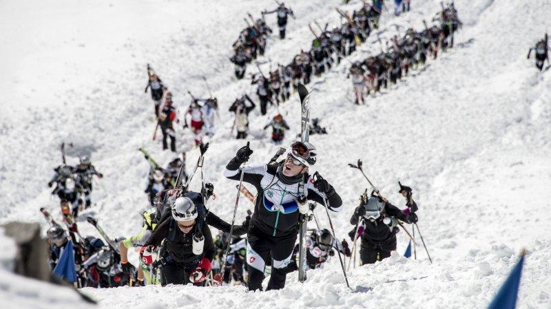 La PDG relie Zermatt à Verbier en 53 km et 4000 m de dénivelé positif. Dans des décors grandioses pour le plus grand plaisir des spectateurs.