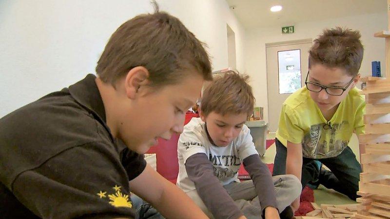 Ecole: l'institut Sainte-Agnès à Sion fête ses cinquante ans