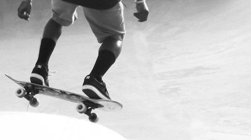 Le skate est l'un des piliers de la board culture.