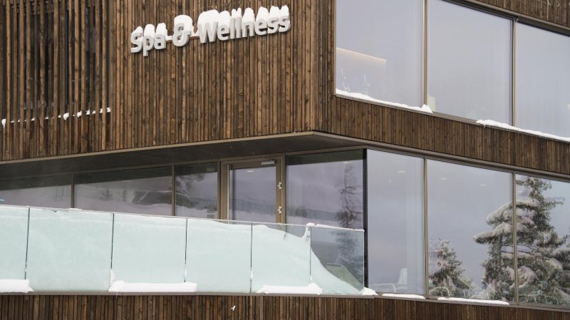 Un crédit supplémentaire de 150'000 francs a été octroyé à Anzère Spa & Wellness.