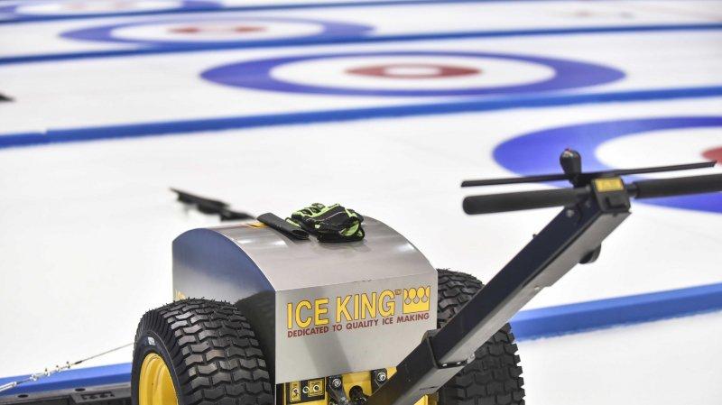 Les socialistes de Viège contestent le montant engagé pour la halle de curling olympique de Viège.