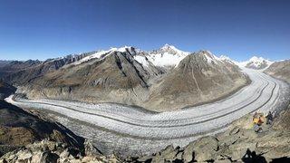 Aletsch adapte son discours touristique aux changements climatiques
