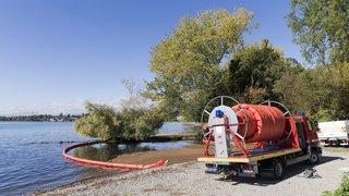 Chavannes-près-Renens: pollution grave dans la rivière la Mèbre