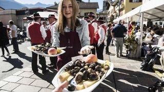 Fully accueille 40'000 visiteurs lors de la Fête de la châtaigne