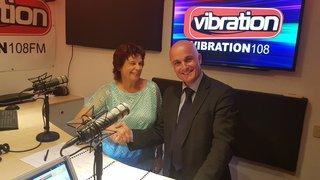 Vibrations positives pour Radio Chablais