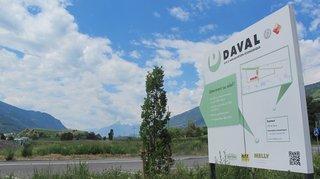 Sierre: l'écoparc de Daval se développe avec l'arrivée de deux nouvelles sociétés