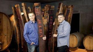 Les frères Dutruy de Founex sacrés vignerons suisses de l'année