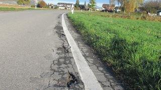 Route du Cornet bientôt réaménagée à Illarsaz