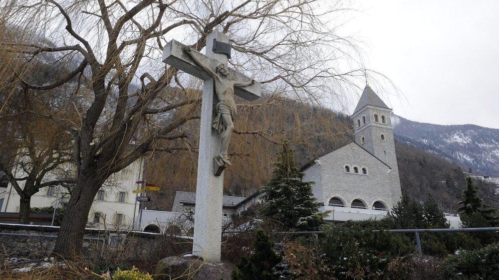 Le prêtre valaisan appartient à la Fraternité sacerdotale Saint Pie X (FSSPX) créée à Ecône (Riddes).