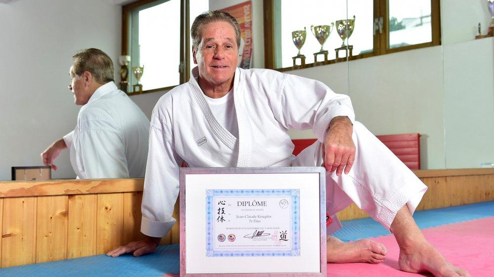 Le terme japonais dan est utilisé dans les arts martiaux pour signaler différents niveaux de maîtrise ou d'expérience.